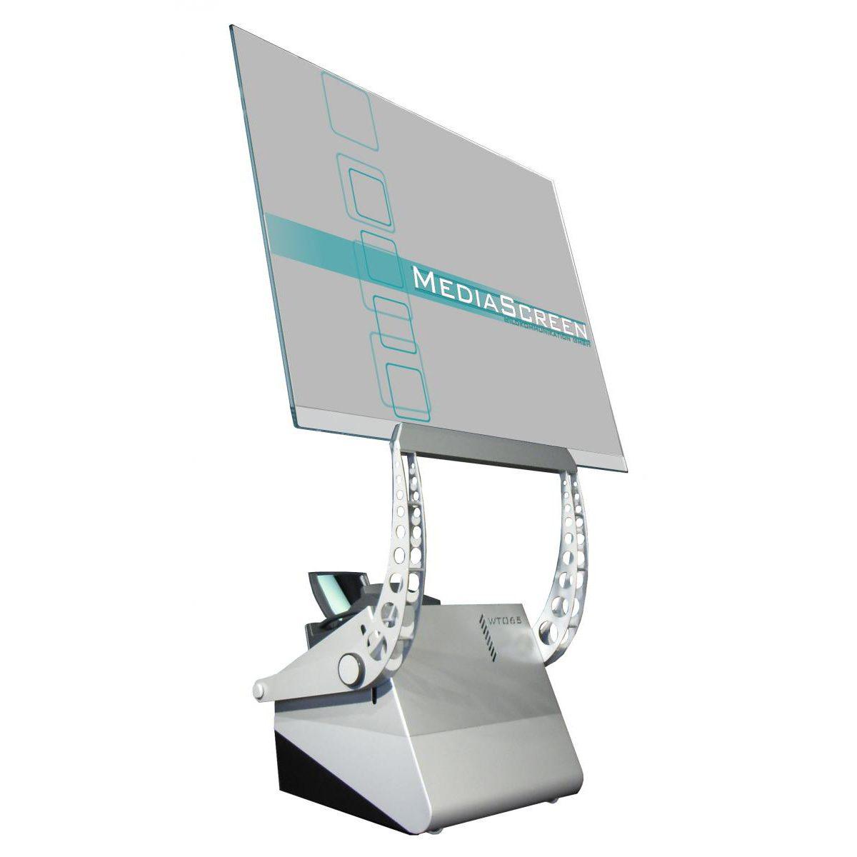Mediascreen WTH 65 Inch Holo Interactive