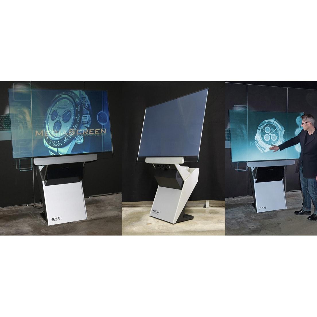 Mediascreen HSI 66 inch Holo Interactive
