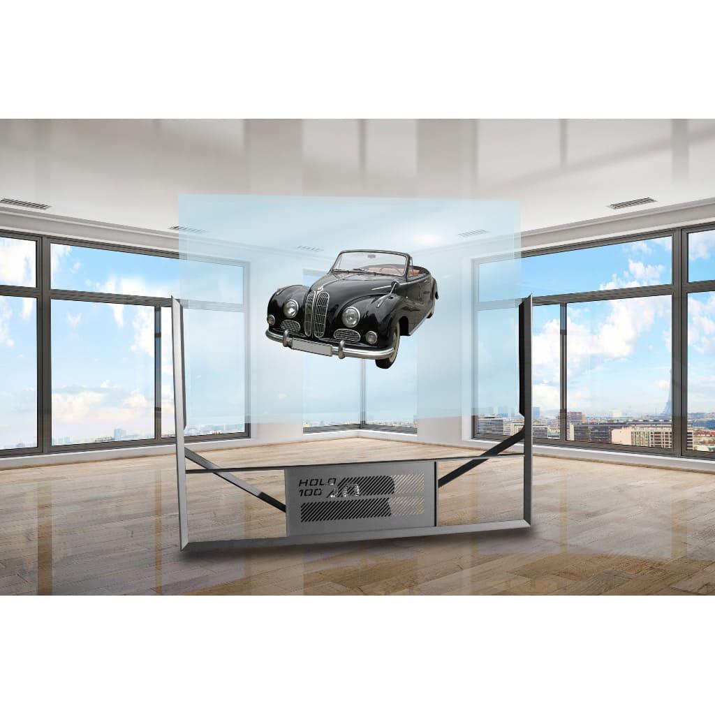 Mediascreen HSI 100 inch Holo Interactive