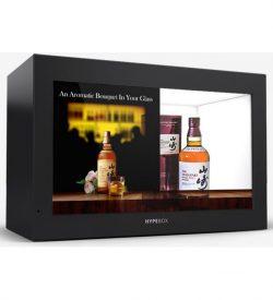 Transparent LCD Hypebox®